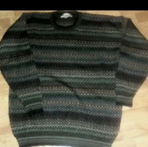 Men's Chapare Multi-color Sweater XL Extra Large G